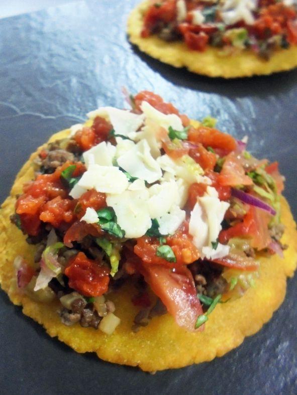 Enchiladas Hondureñas de ternera y verduras http://www.carnivorosgourmet.es/ver_recetas_gourmet.php?id_receta=376 #recetas #gastronomía de Rubén Cordero
