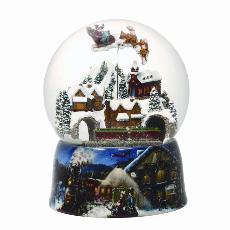 Best 25+ Christmas Snow Globes Ideas On Pinterest