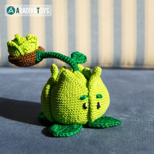Amigurumi Plants Vs Zombies Patterns : 17 Best images about amigurumi cartoons and games on ...