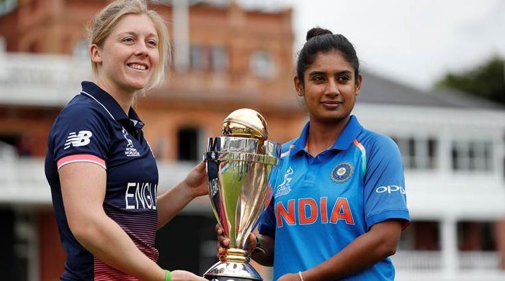 WWC17 Final : Two Finalist team of the ICC Women's Cricket World cup Match of India vs England Women's WC Final Live streaming on DD National – Doordarshan Channel ? Watch IND vs ENG Final Match on DD1 and Hotstar.com. See here the England vs India Women's World cup Final Today Live score 2017 #INDvsENGFinal …