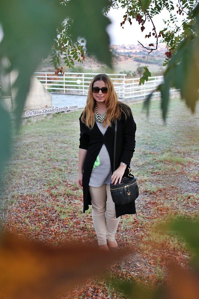 First autumn leaves - #outfit - DoYouSpeakGossip.com.
