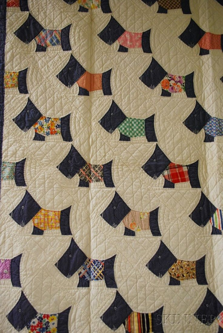 Quilt Pattern For Scottie Dog : 212 best images about scottie dogs on Pinterest Scottish terriers, Scottie dogs and Doggies