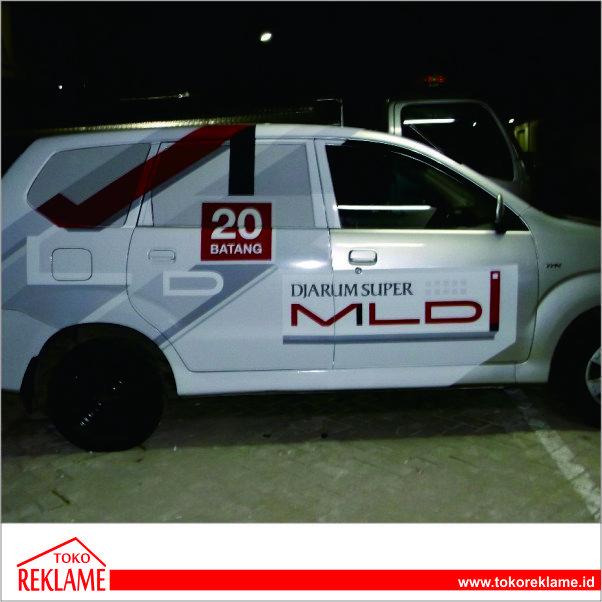 Branding Mobil Di Bekasi Branding Mobil Kendaraan