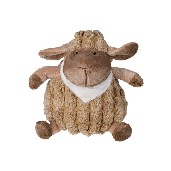 Peluche Mouton para perro, disponible en http://www.dogsaffaire.com/juegos-y-deportes/peluche-lapin-827.html?search_query=mouton&results=1