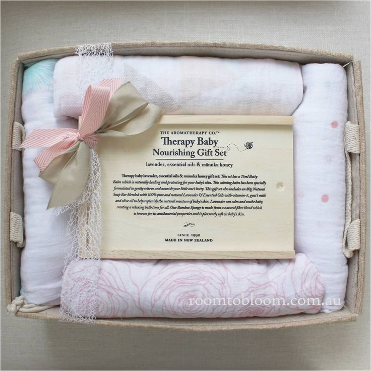 Room to Bloom In Bloom Baby Gift Hamper (SOLD)