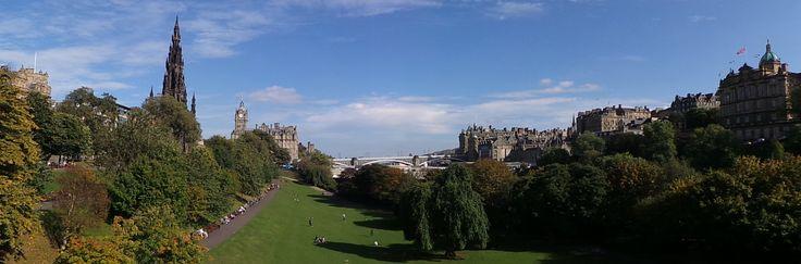 Gorgeous Edinburgh