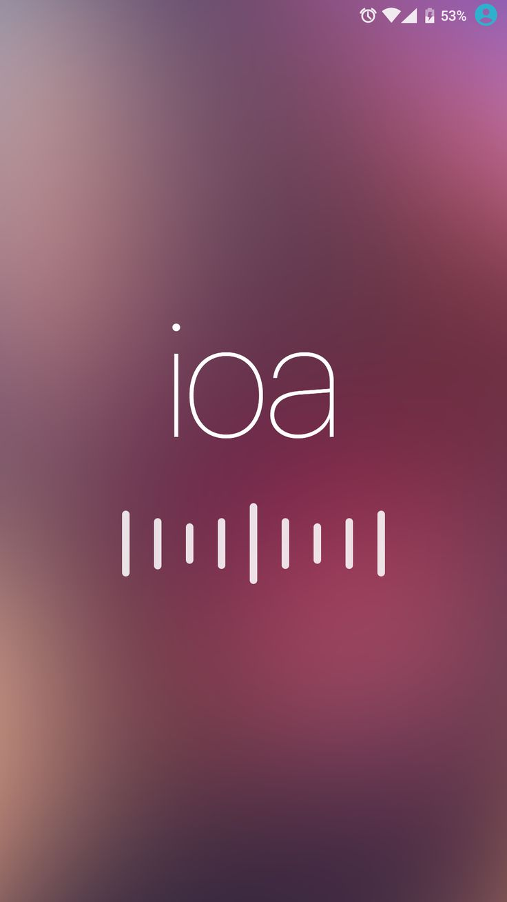 """Check out my @Behance project: """"ioa-the music app""""…"""