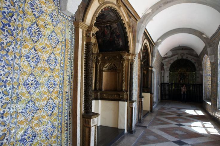 Beja - convento de Nossa Senhora de Conceiçao #Portugal #tile