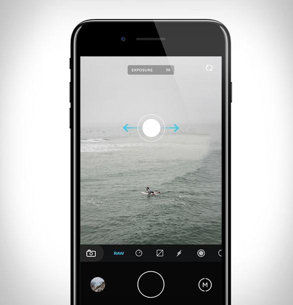 App Moment Camera Quando se trata de lentes para iPhone, nada se compara as Lentes da Moment, agora a equipe de criação da Moment está dando um grande passo para a fotografia de celular, com o  App Moment Câmara, especialmente desenvolvido para pessoas que gostam de fotografia e querem mais controle sobre o aplicativo do celular. #app #camera #moment