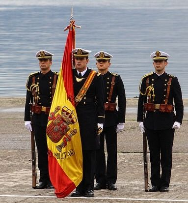 Escuela Naval Militar.