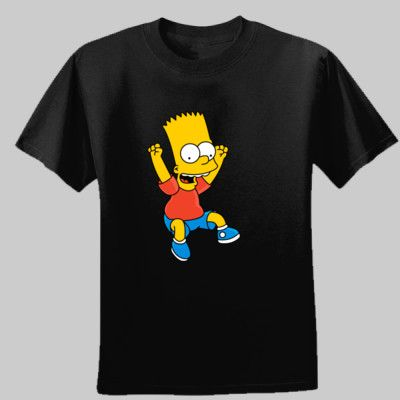Camiseta Simpsons 2
