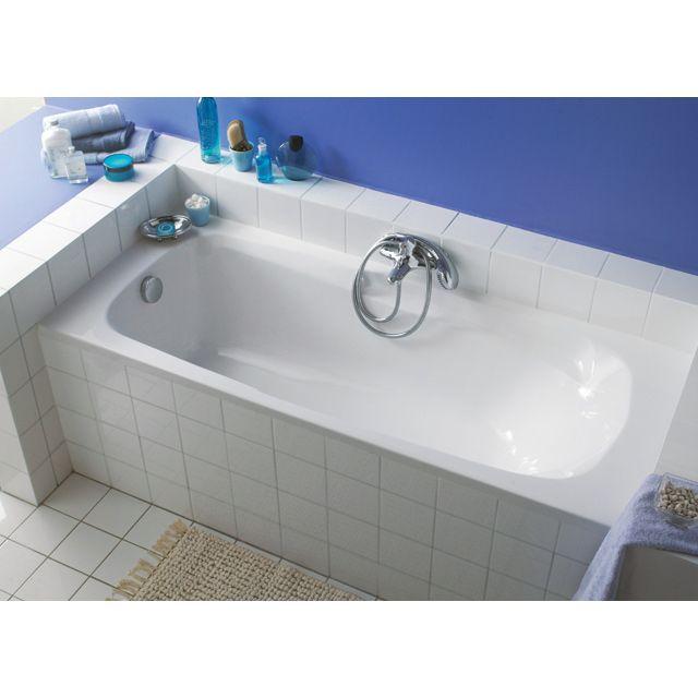 les 25 meilleures id es concernant baignoire 160 sur pinterest encadrer des miroirs de salle. Black Bedroom Furniture Sets. Home Design Ideas