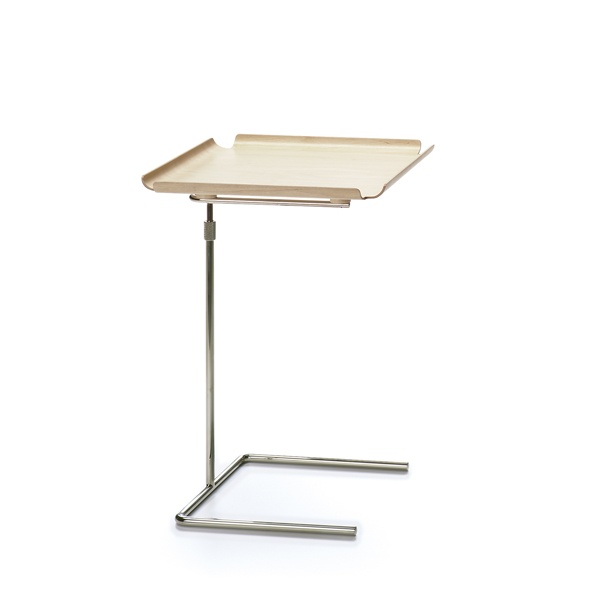 TRAY TABLE BY GEORGE NELSON (MAPLE)