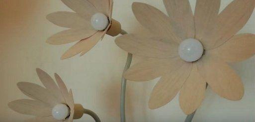 1000 images about l mparas en pinterest l mparas de pie - Como hacer una lampara de pie artesanal ...