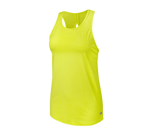 The classic Running Bare Baseline High Neck Workout Tank is now available in the gorgeous new Light My Tiki colour! Shop online now at onsport.com.au.