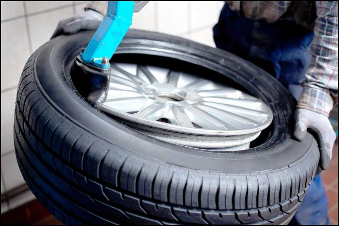 Tire Patch Service