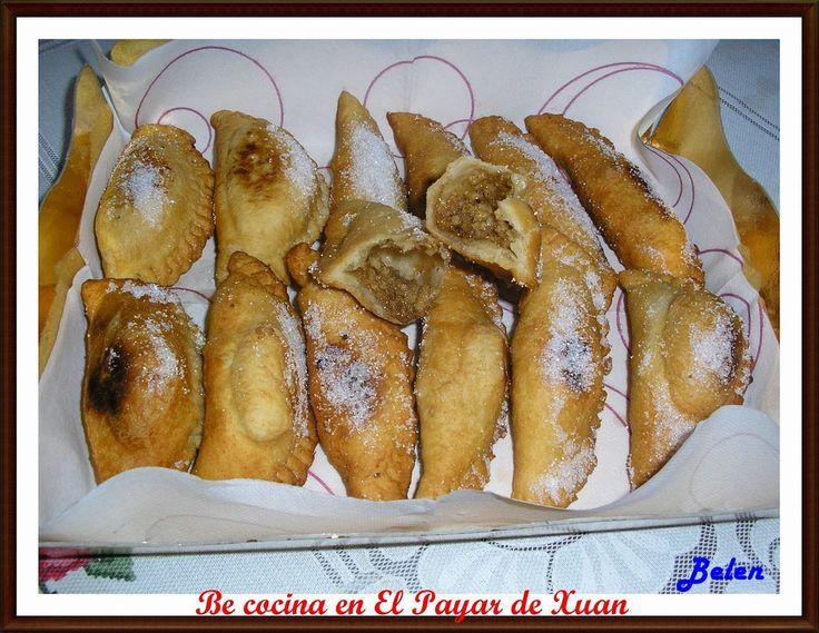 Bollinas de Nuez de Be cocina en El Payar de Xuan