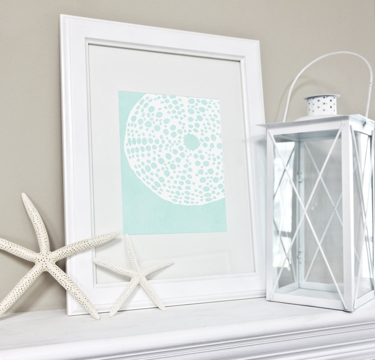 17 best images about sea shell art on pinterest sea for Bathroom design ideas 8x10