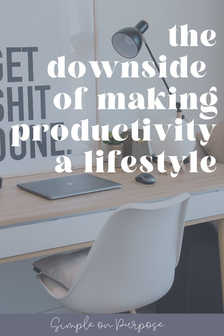 Productivity Needs A Purpose In 2020 Changing Habits Productivity Planner Purpose
