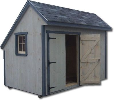 storage sheds lancaster county barns pine salt box shed