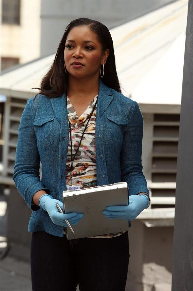 "Tamala Jones in Castle - ""Watershed"""