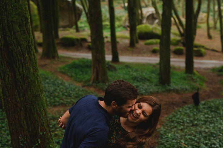 Sintra love - Dado Calabresi and Teresa Guerreiro of Arte Magna Fotografia- Portugal wedding photographer   #portugal #destinationportugal #sintra #prewedding #fotografiadecasamentoportugal #casaremportugal #artemagna