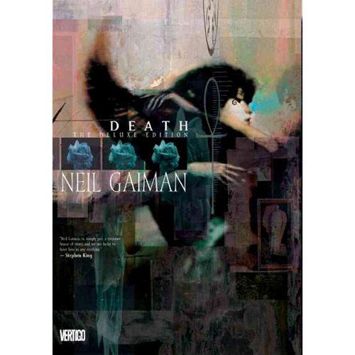 Livro - Death Deluxe Edition