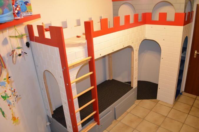 die 25 besten kinderbett prinzessin ideen auf pinterest. Black Bedroom Furniture Sets. Home Design Ideas