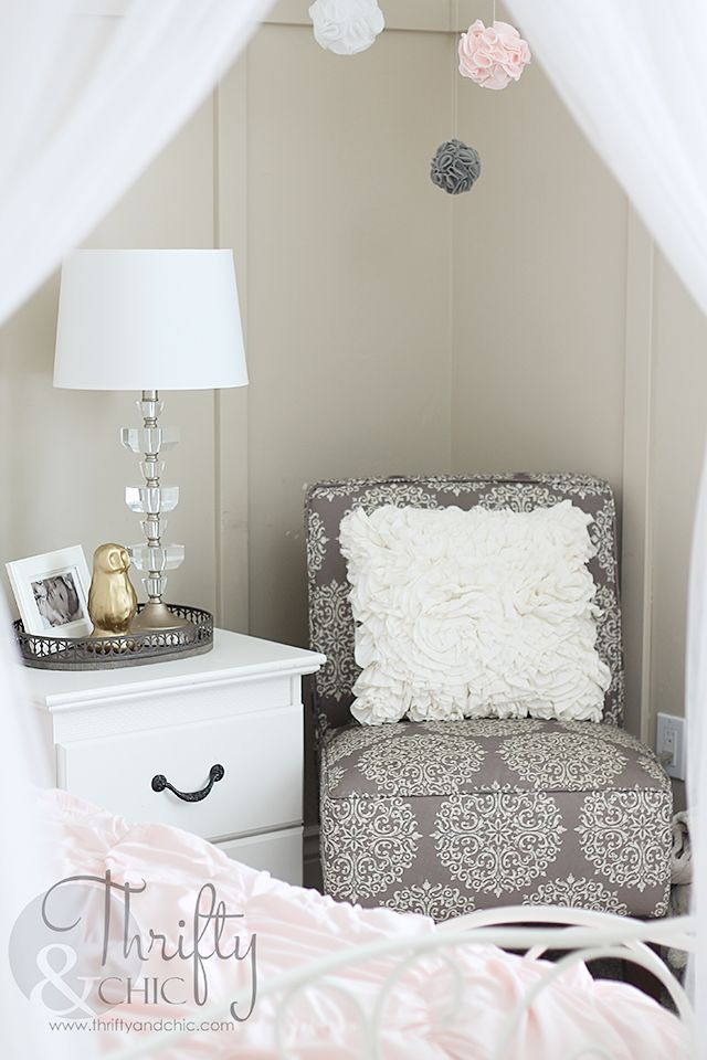 Big Girl Bedroom Makeover 153 best rose