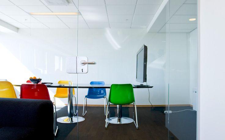 FLEX GLASSDOOR En dörrlösning som uppfyller ljus- och designkrav.