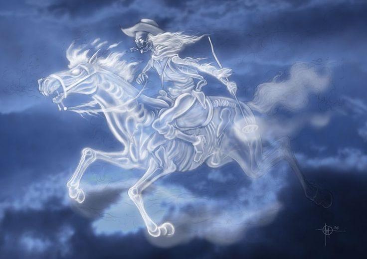 Ghost Riders in the Sky | Ghost Riders in the Sky Tattoo ...