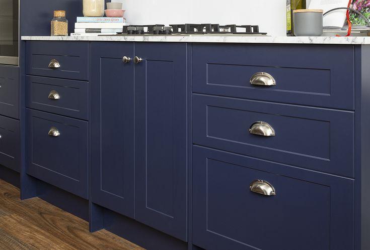 blue crush kitchen inspiration and ideas kaboodle kitchen kitchen kaboodle on kaboodle kitchen navy id=87765
