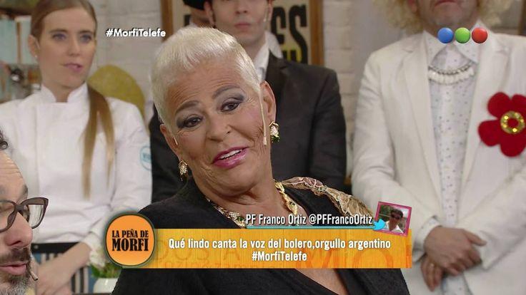 Los boleros más románticos: María Martha Serra Lima en vivo - La Peña de...