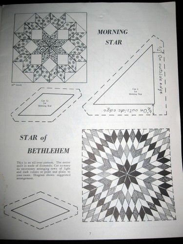 Vintage Quilt Patterns Sewing Good Housekeeping Pattern Crafts Quilting Booklet | eBay