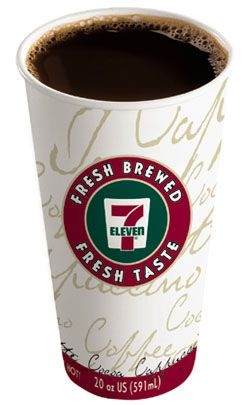 Free Coffee At 7 Eleven Now That S It Back In