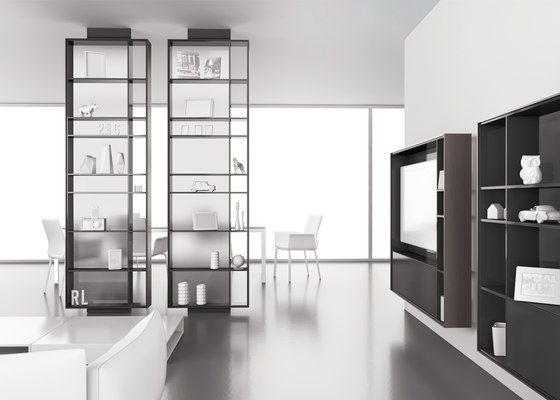Shelving systems | Storage-Shelving | bookless | interlübke. Check it out on Architonic