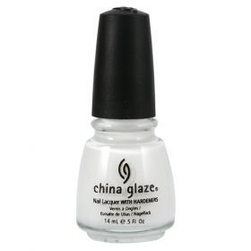 China Glaze Βερνίκι 818 Snow 14ml Η εταιρεία China Glaze είναι αφοσιωμένη στην δημιουργία υψηλής ποιότητας, επαγγελματικά προϊόντα για τα νύχια. Με χρώματα  που βρίσκονται στην αιχμή της μόδας και καλύπτουν όλες τις  ανάγκες τα βερνίκια μας περιέχουν το φυσικό σκληρυντικό China  Clay* που δίνει στην πορσελάνη την ανθεκτικότητα και την λάμψη  της. Όλα τα προϊόντα μας κατασκευάζονται στην Αμερική με τις  αυστηρότερες προδιαγραφές. Αναλυτικά στο www.femme-fatale.gr Τιμή €10.00
