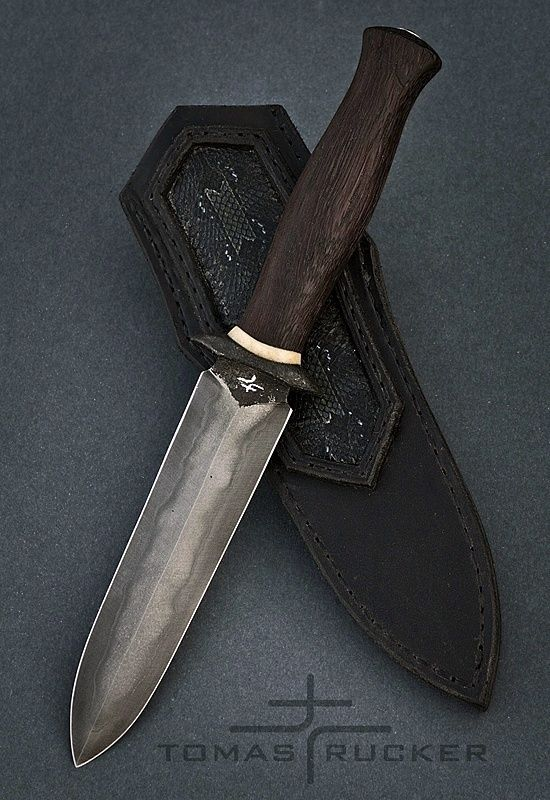 Custom Handmade Knives - Tomas Rucker https://www.etsy.com/listing/274947294/custom-fixed-blade-knife-handmade-with?ref=shop_home_active_25