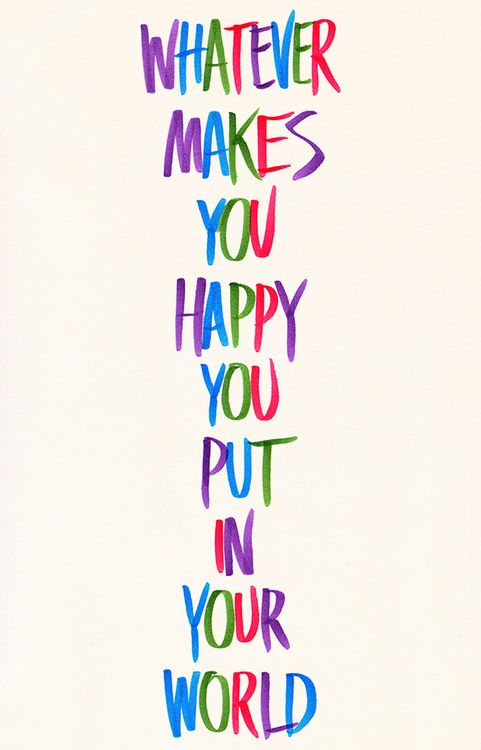 """""""Whatever makes you happy, you put in your world."""" - Bob Ross #quotes #imnotabox"""