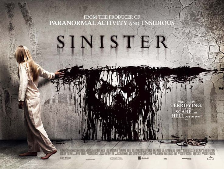 Film News: Exclusive UK Poster Unveiled for Sinister starring Ethan Hawke - Pissed Off Geek