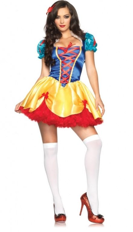 Snow White Costume - Adult Costumes If i can squeeze in this, maybe this is what i will be