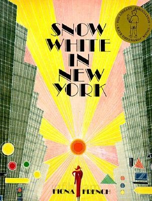 7 best non traditional fairy tales images on pinterest kid books snow white in new york by fiona french beautiful jazz age version of the fairytale fandeluxe Images