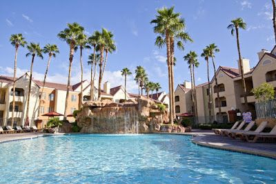 Las Vegas Hotels Holiday Inn Club Vacations At Desert
