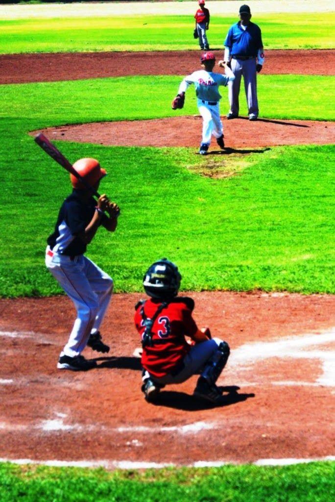 Jornada 7 Liga Pequeña Ferrocarrilera de Béisbol en Aguascalientes ~ Ags Sports