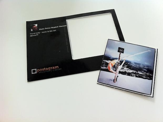 Med Postagram kan du lage ekte postkort av dine Instagram bilder direkte på din telefon, og sende kortene hvor som helst i verden for kun 6 kroner!