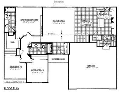 17 best images about floor plans on pinterest retirement for One story retirement house plans