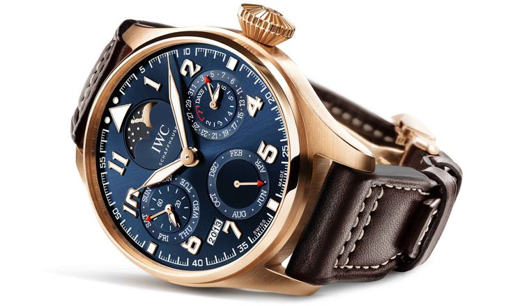 IWC luxury watch