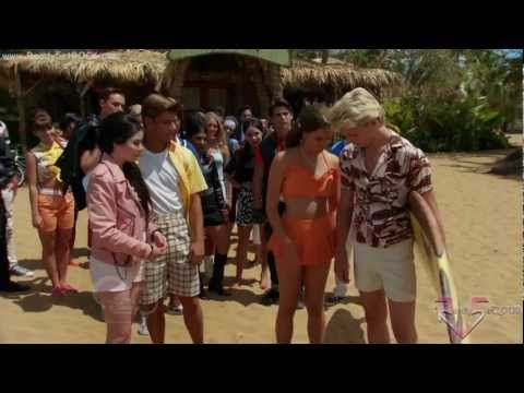 Watch the first official trailer for the upcoming Disney Channel Original Movie 'Teen Beach Movie' starring Ross Lynch, Maia Mitchell, Grace Phipps, Garrett Clayton, John Deluca, Chrissie Fit, with Tony Award-nominated Kevin Chamberlin and Steve Valentine and is set to premiere Friday, July 19th at 8pm on Disney Channel.
