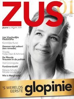 3x ZUS € 15,-: Met scherpe pen geschreven en met de nodige dosis zelfspot en humor: dat is ZUS, het 'glopinieblad' met alles over politiek, wetenschap, maatschappij en kunst.