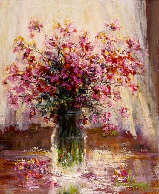 images of nora kasten paintings   ART & SPIRIT by Artist, NORA KASTEN: NORA KASTEN Artist Oil Painting ...